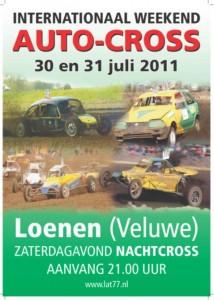Autocross Loenen 2011